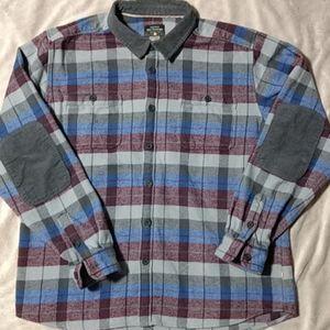 Quiksilver Waterman  Sz XXL Heavy flannel